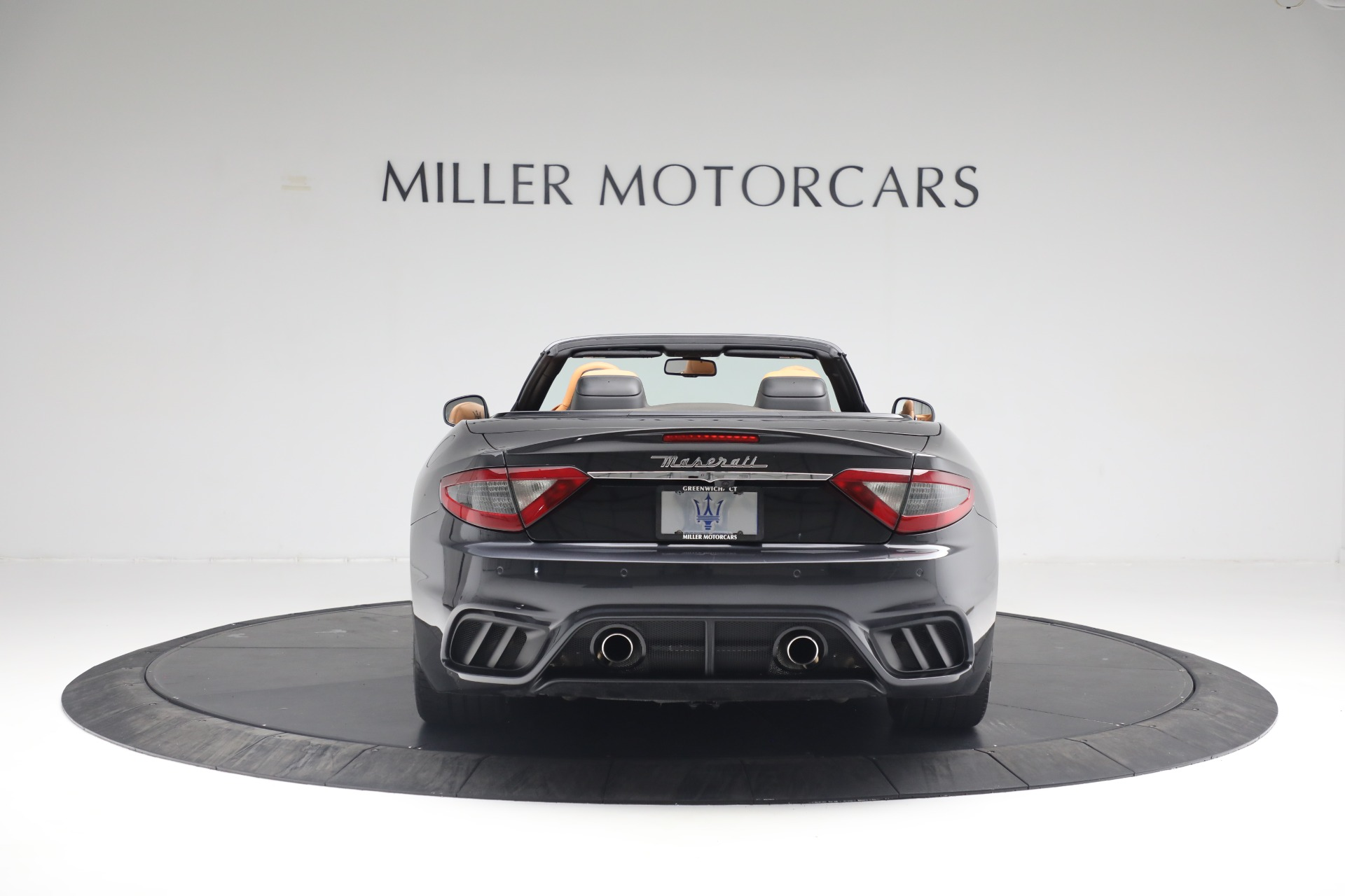 New 2018 Maserati GranTurismo MC Convertible For Sale In Greenwich, CT. Alfa Romeo of Greenwich, M2032 1933_p6