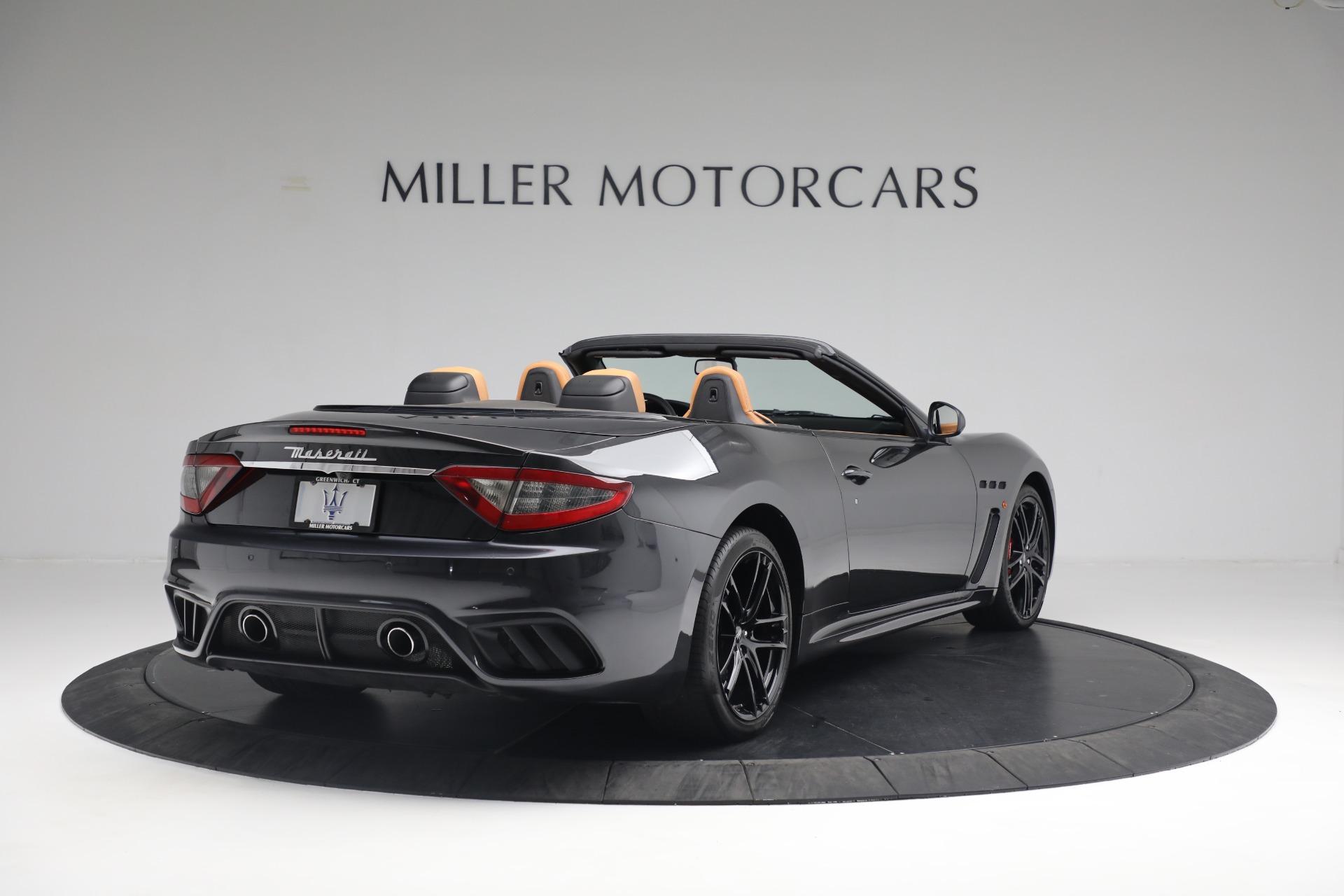 New 2018 Maserati GranTurismo MC Convertible For Sale In Greenwich, CT. Alfa Romeo of Greenwich, M2032 1933_p7