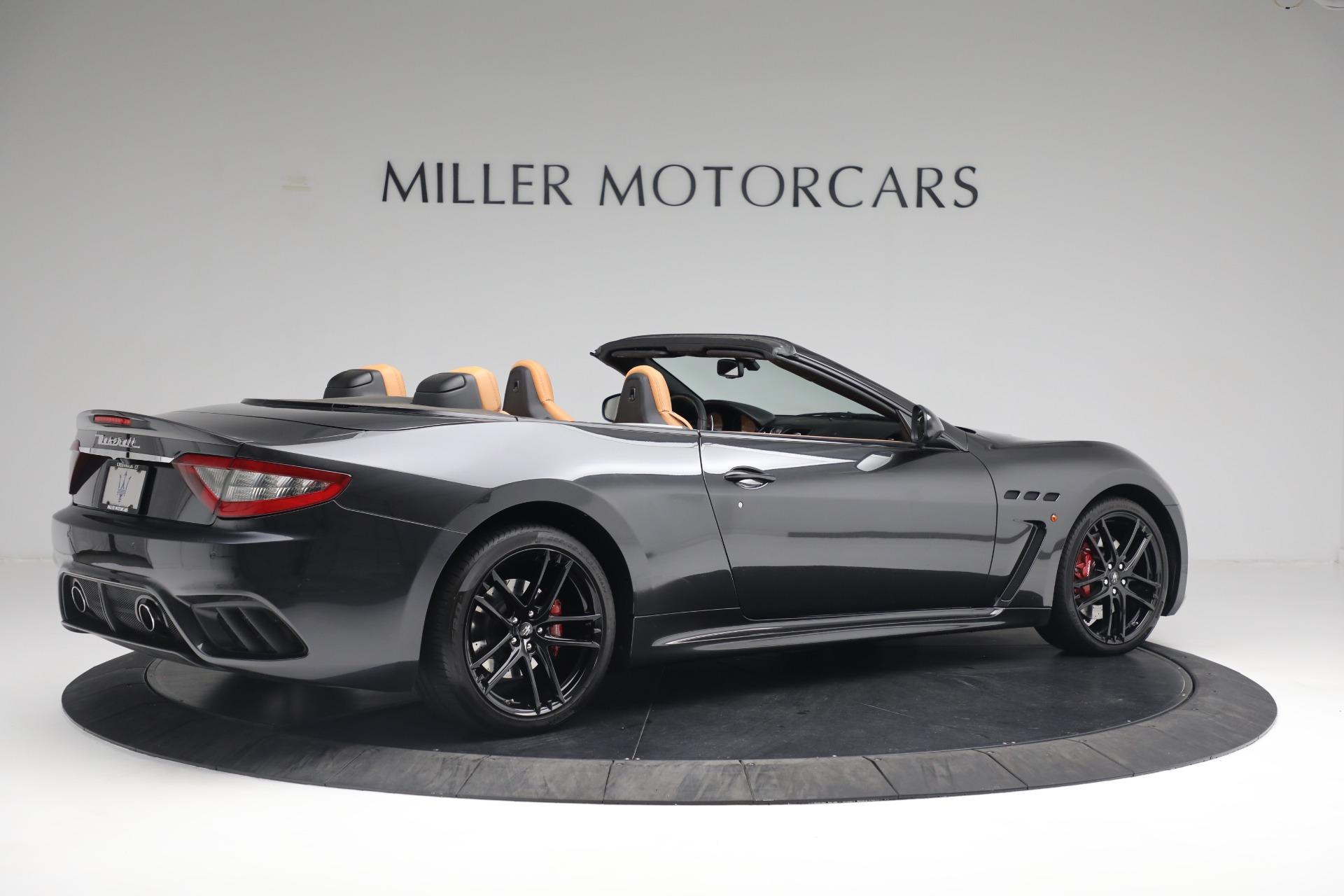 New 2018 Maserati GranTurismo MC Convertible For Sale In Greenwich, CT. Alfa Romeo of Greenwich, M2032 1933_p8
