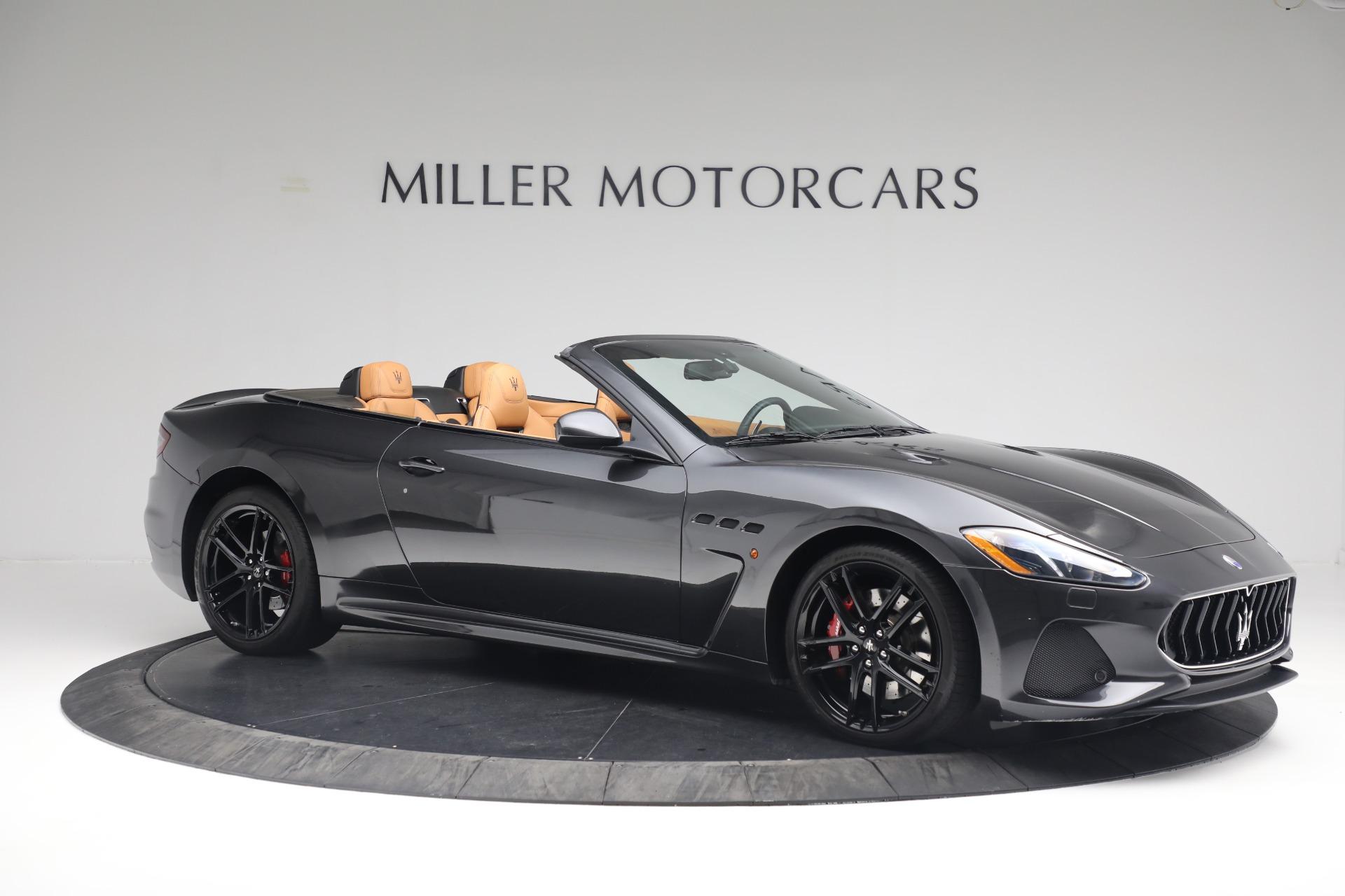 New 2018 Maserati GranTurismo MC Convertible For Sale In Greenwich, CT. Alfa Romeo of Greenwich, M2032 1933_p9