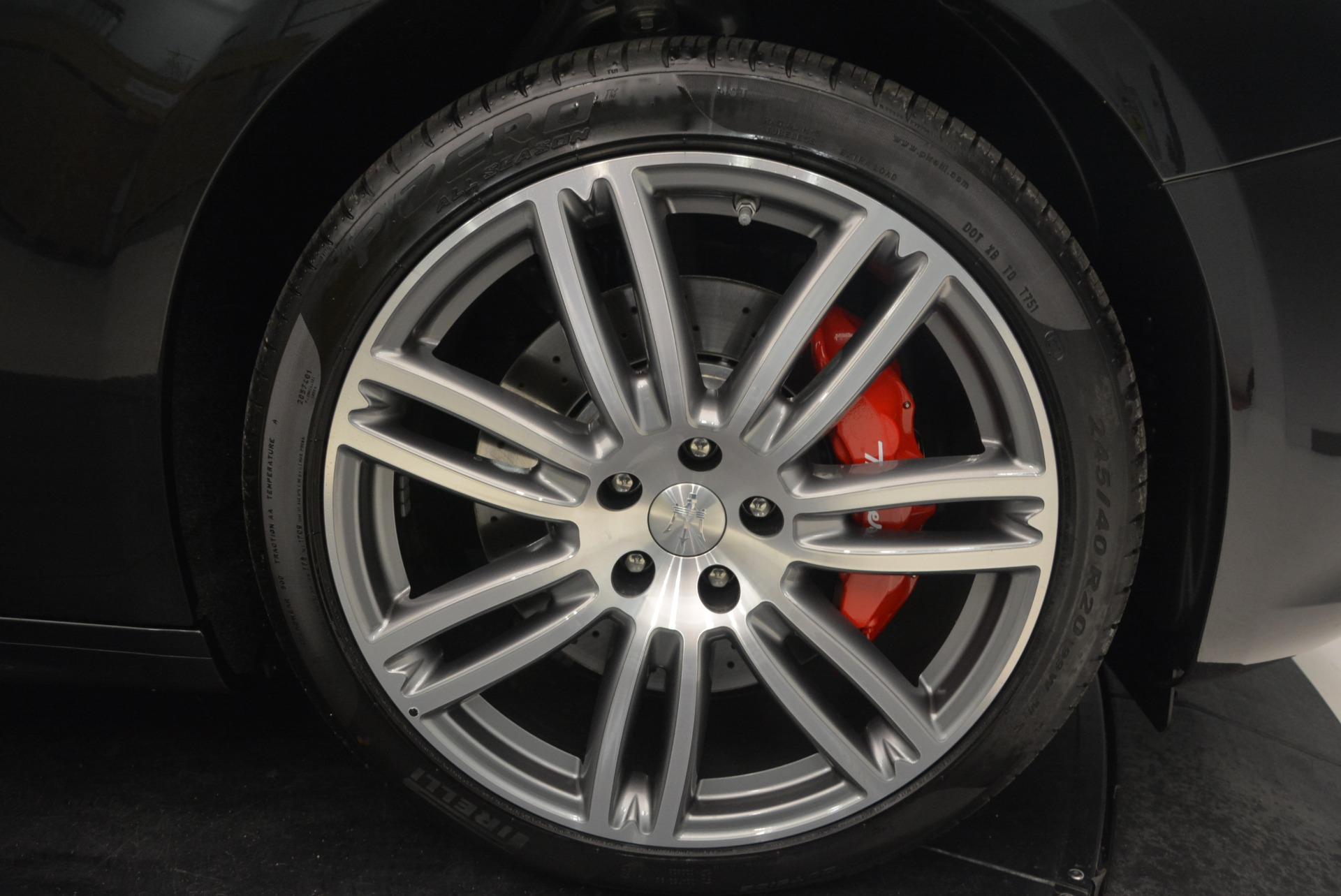 New 2018 Maserati Ghibli S Q4 Gransport For Sale In Greenwich, CT. Alfa Romeo of Greenwich, M2012 1936_p25