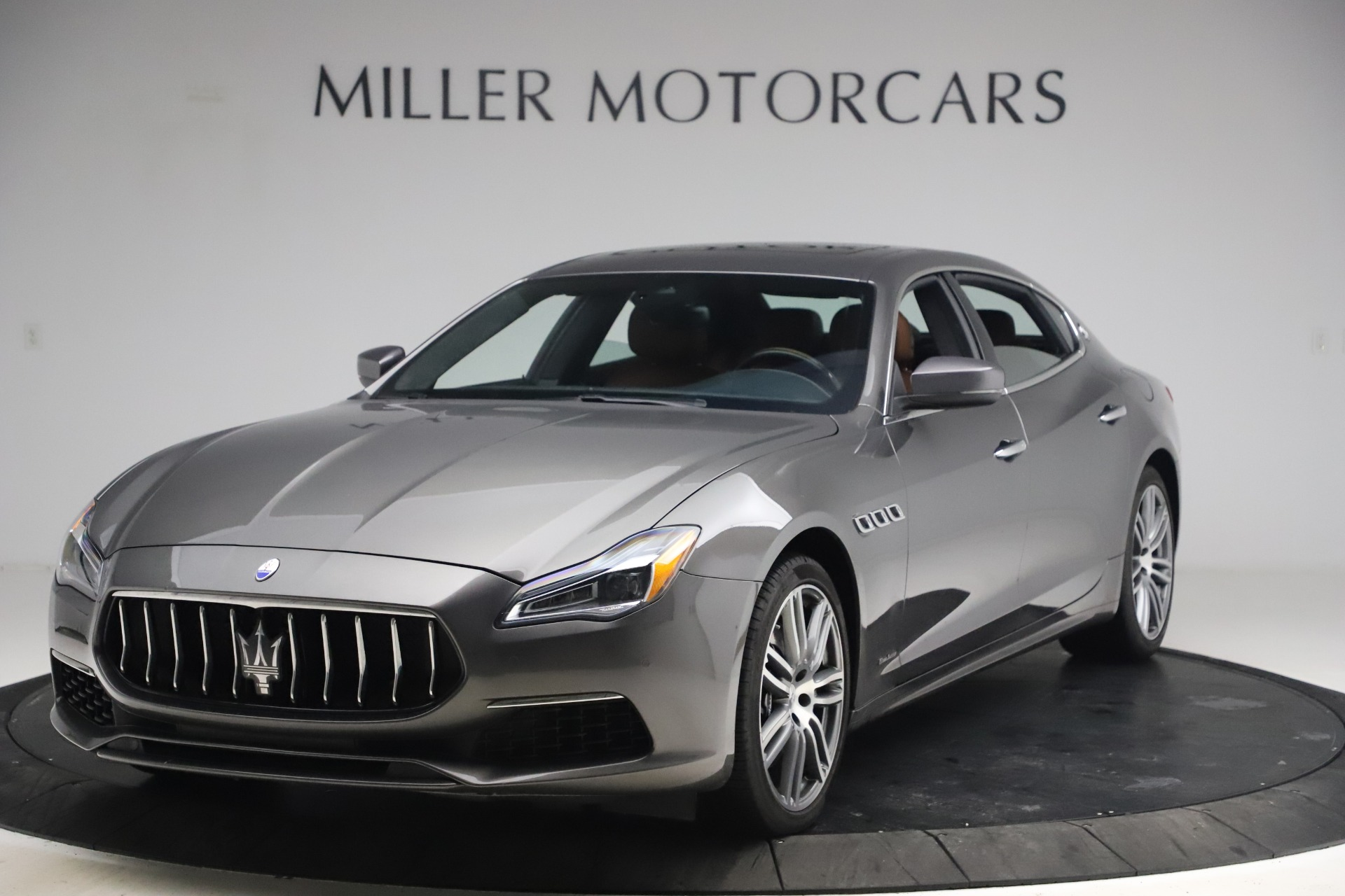 New 2018 Maserati Quattroporte S Q4 GranLusso For Sale In Greenwich, CT. Alfa Romeo of Greenwich, M2015