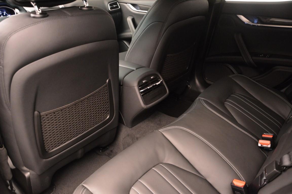 New 2016 Maserati Ghibli S Q4 For Sale In Greenwich, CT. Alfa Romeo of Greenwich, M1605 194_p21
