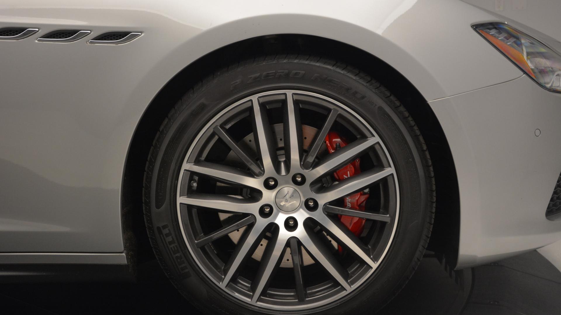 New 2016 Maserati Ghibli S Q4 For Sale In Greenwich, CT. Alfa Romeo of Greenwich, M1605 194_p22