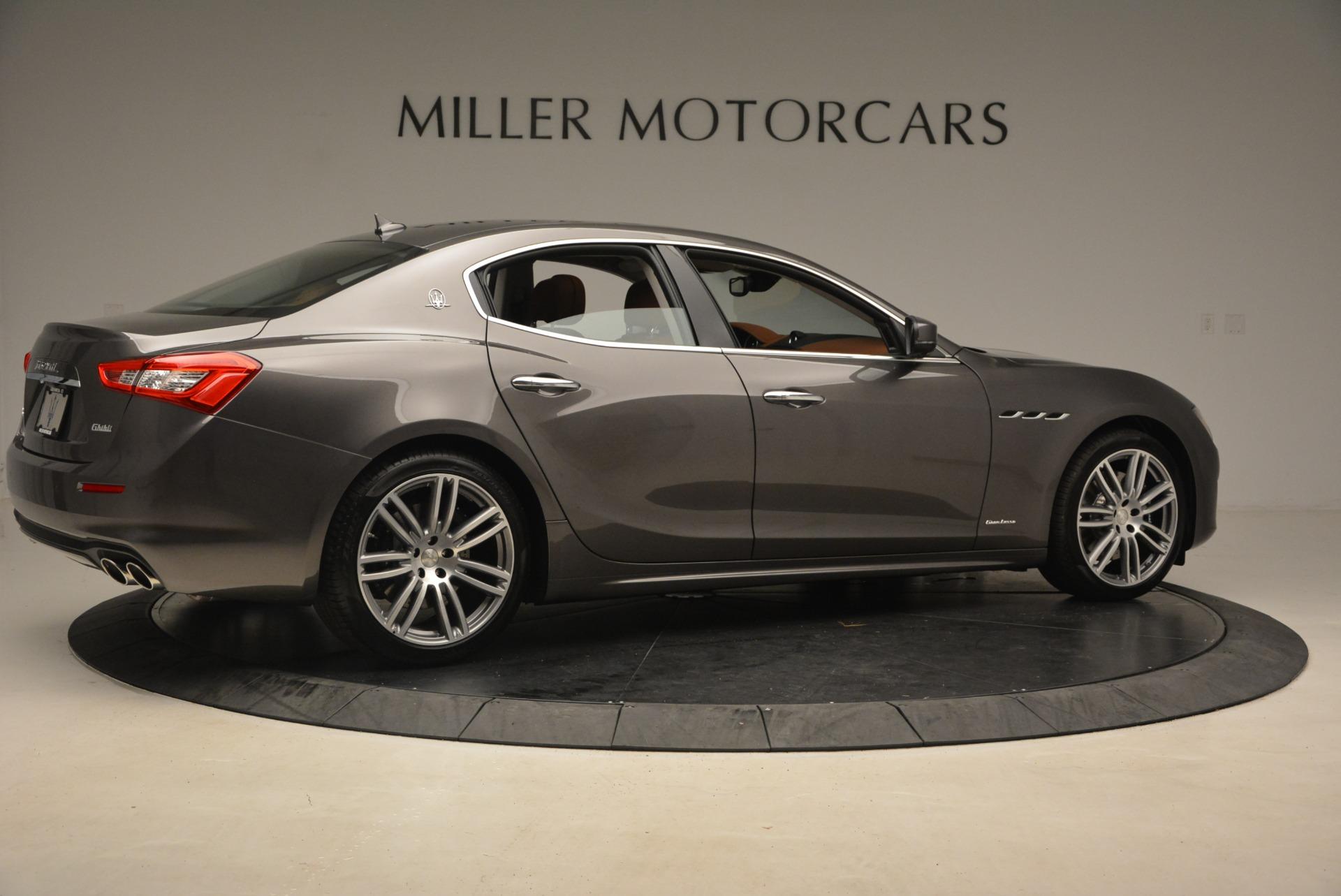 New 2018 Maserati Ghibli S Q4 GranLusso For Sale In Greenwich, CT. Alfa Romeo of Greenwich, M2019 1940_p8