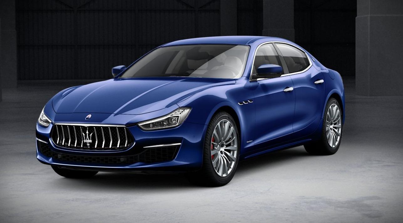 New 2018 Maserati Ghibli S Q4 GranLusso For Sale In Greenwich, CT. Alfa Romeo of Greenwich, W555 1941_main