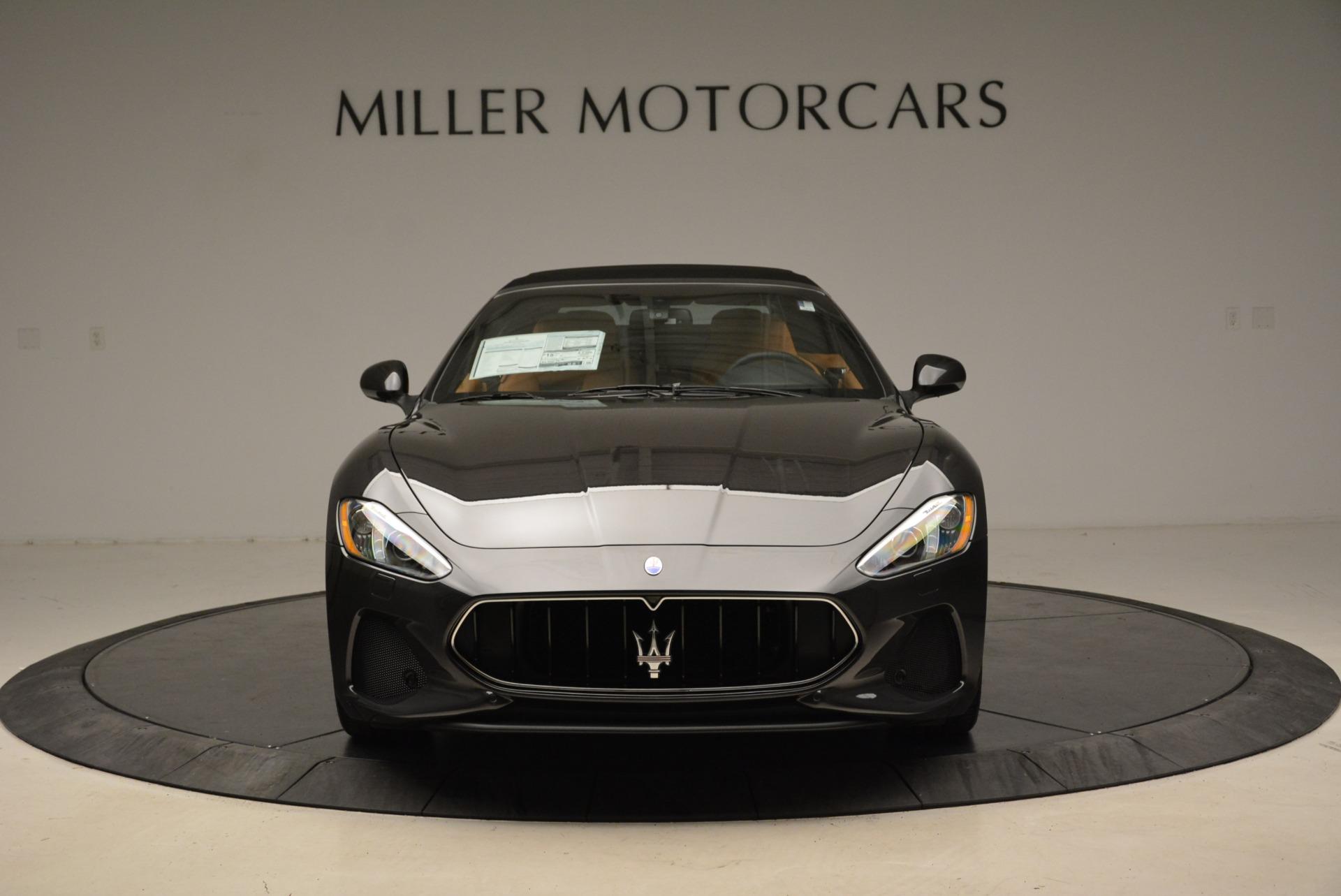 New 2018 Maserati GranTurismo Sport Convertible For Sale In Greenwich, CT. Alfa Romeo of Greenwich, M2028 1942_p12