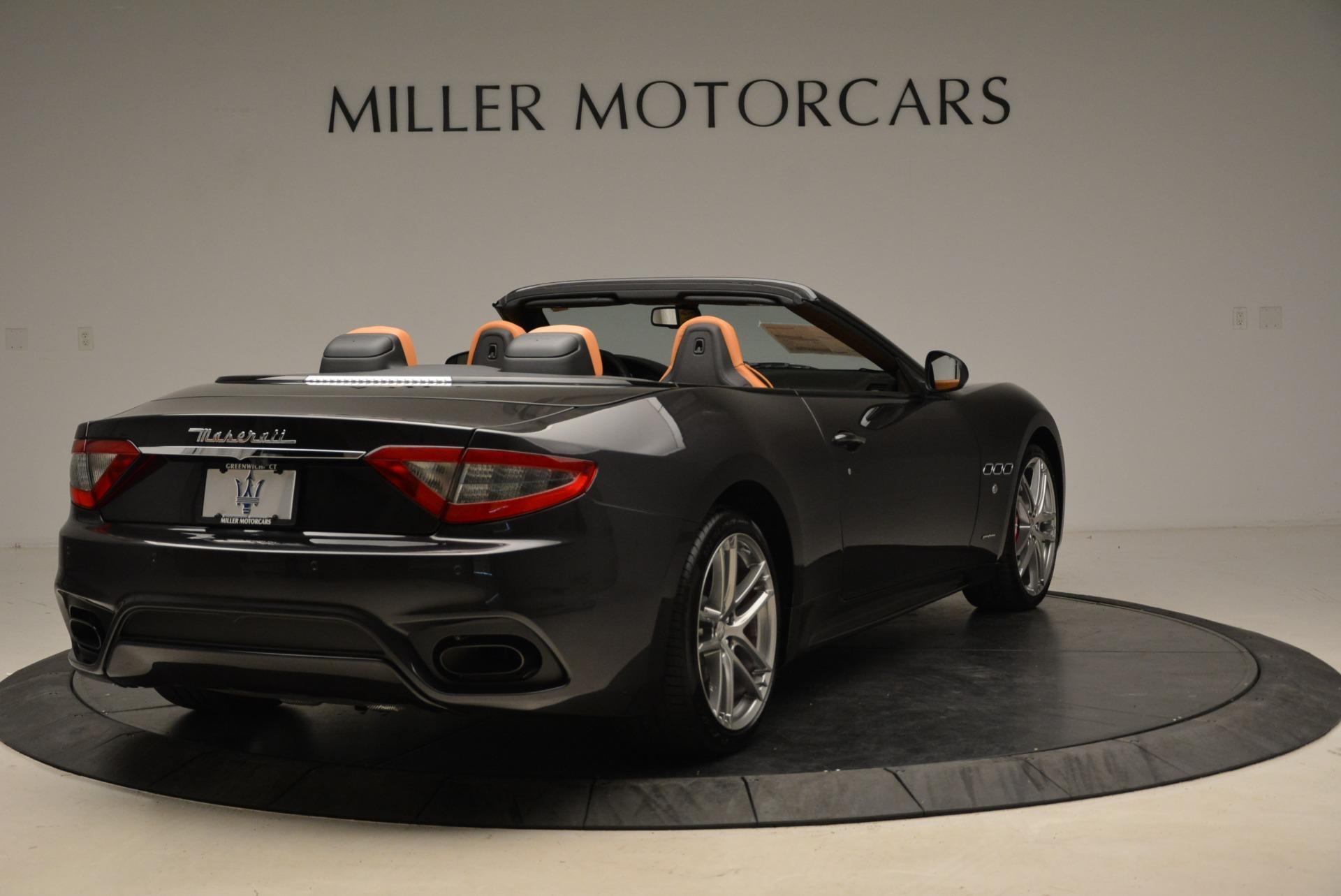 New 2018 Maserati GranTurismo Sport Convertible For Sale In Greenwich, CT. Alfa Romeo of Greenwich, M2028 1942_p19
