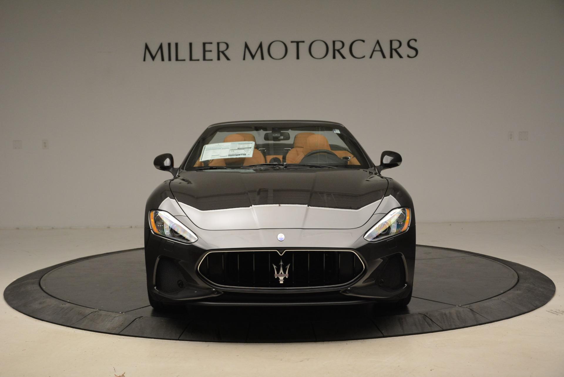 New 2018 Maserati GranTurismo Sport Convertible For Sale In Greenwich, CT. Alfa Romeo of Greenwich, M2028 1942_p24