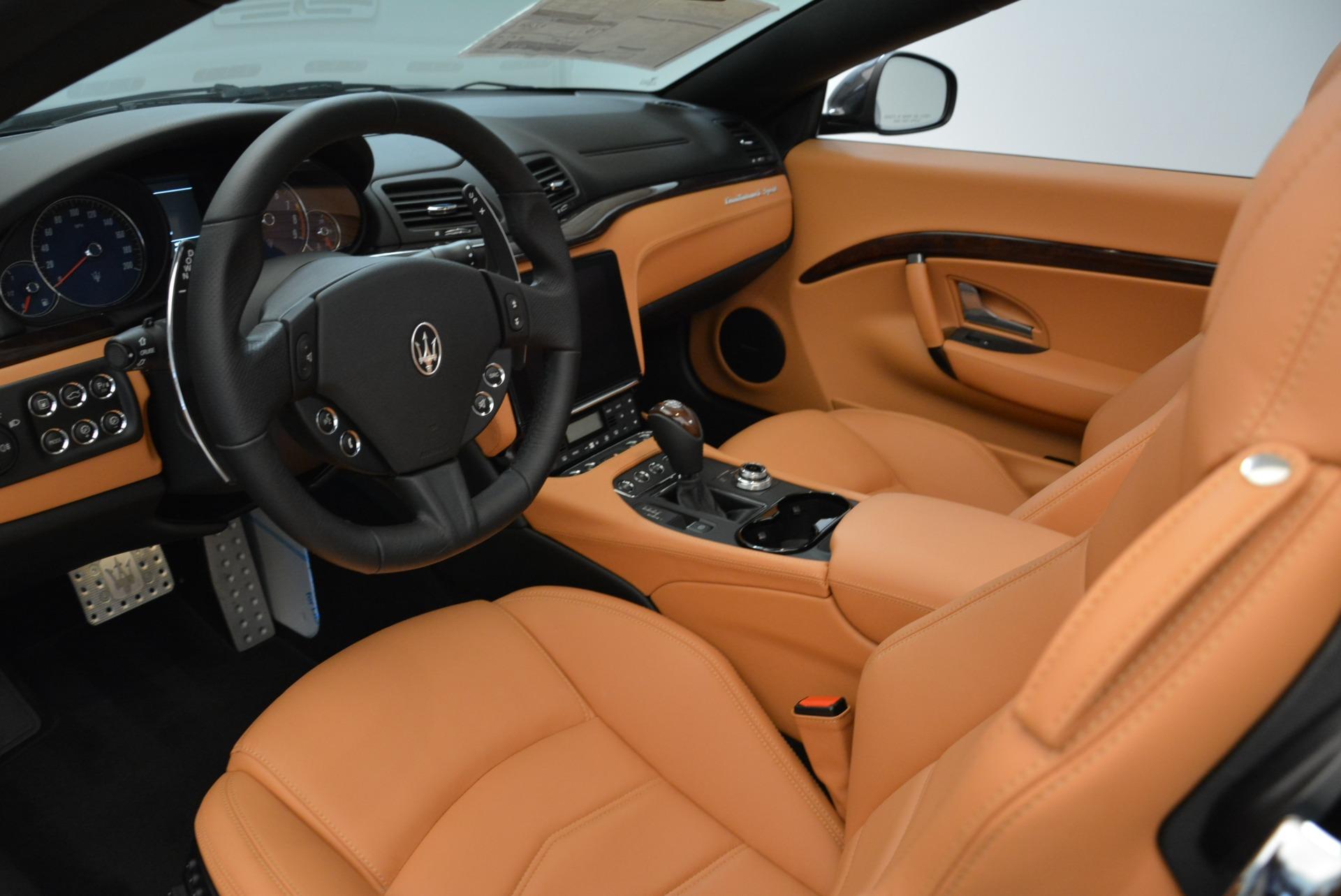 New 2018 Maserati GranTurismo Sport Convertible For Sale In Greenwich, CT. Alfa Romeo of Greenwich, M2028 1942_p26