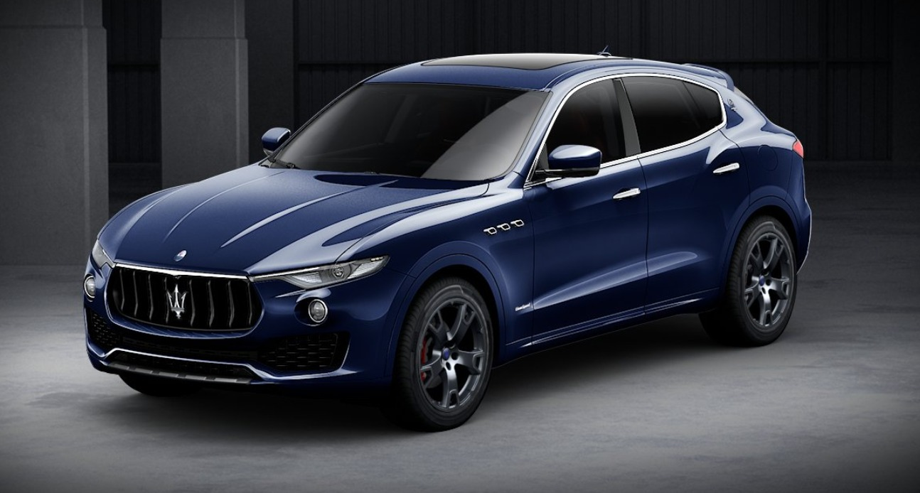 New 2018 Maserati Levante Q4 GranSport For Sale In Greenwich, CT. Alfa Romeo of Greenwich, M2026 1944_main