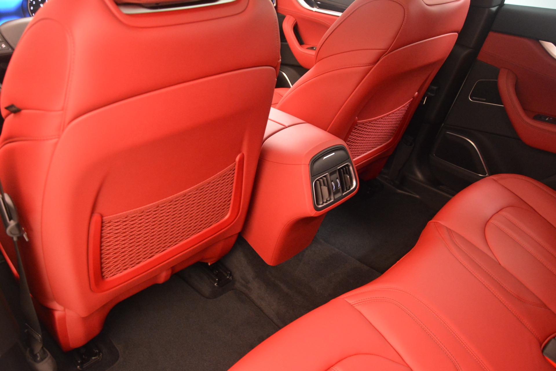 New 2018 Maserati Levante Q4 GranSport For Sale In Greenwich, CT. Alfa Romeo of Greenwich, M2025 1945_p13