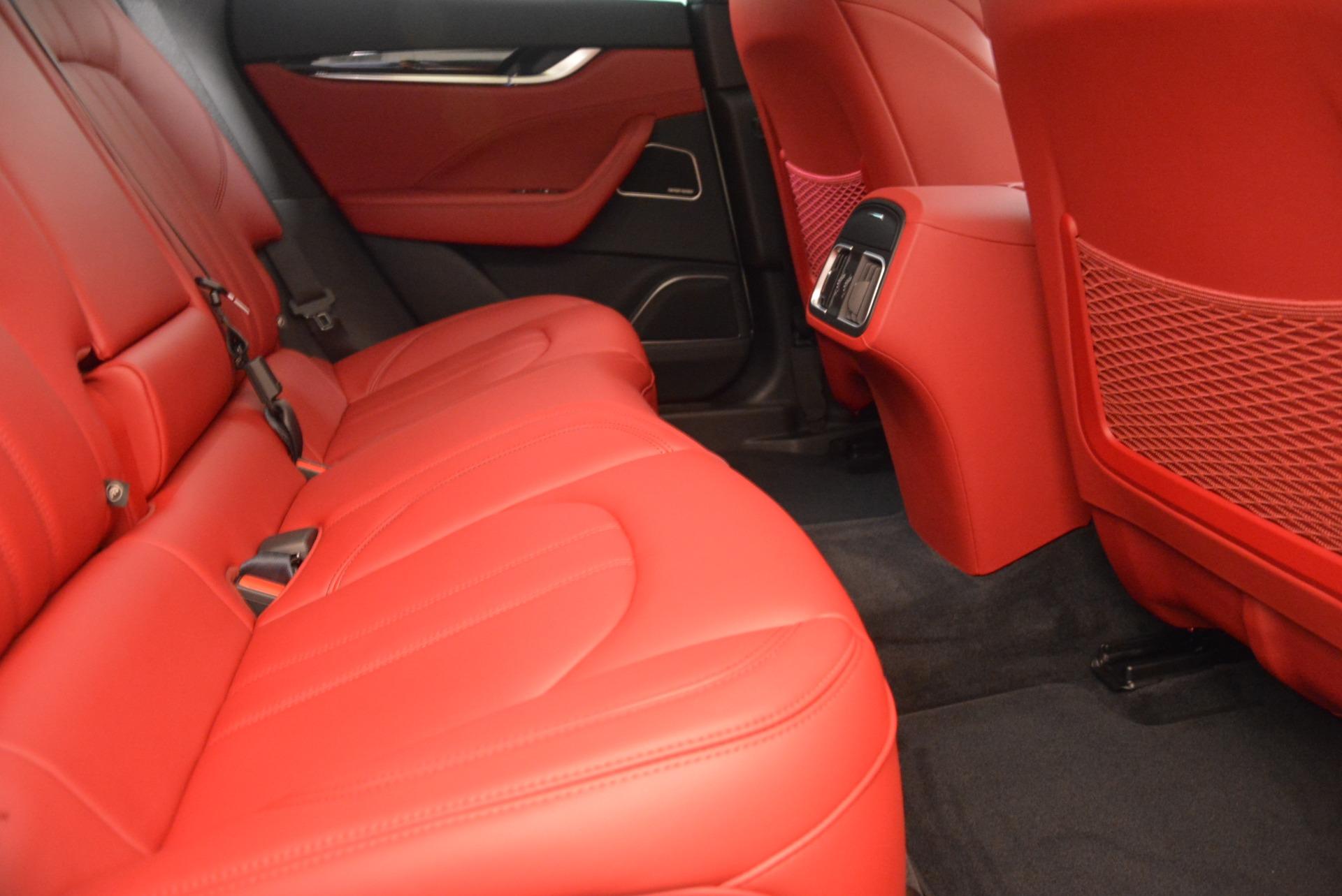 New 2018 Maserati Levante Q4 GranSport For Sale In Greenwich, CT. Alfa Romeo of Greenwich, M2025 1945_p17