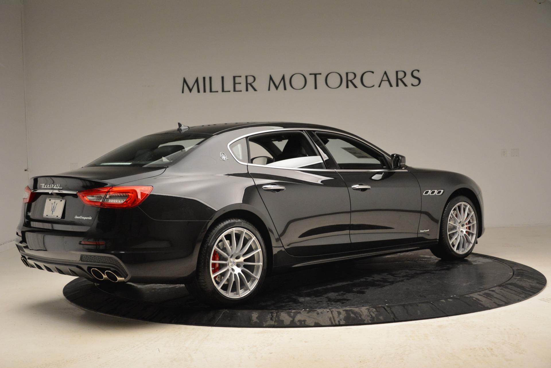 New 2018 Maserati Quattroporte S Q4 Gransport For Sale In Greenwich, CT. Alfa Romeo of Greenwich, W553 1946_p10
