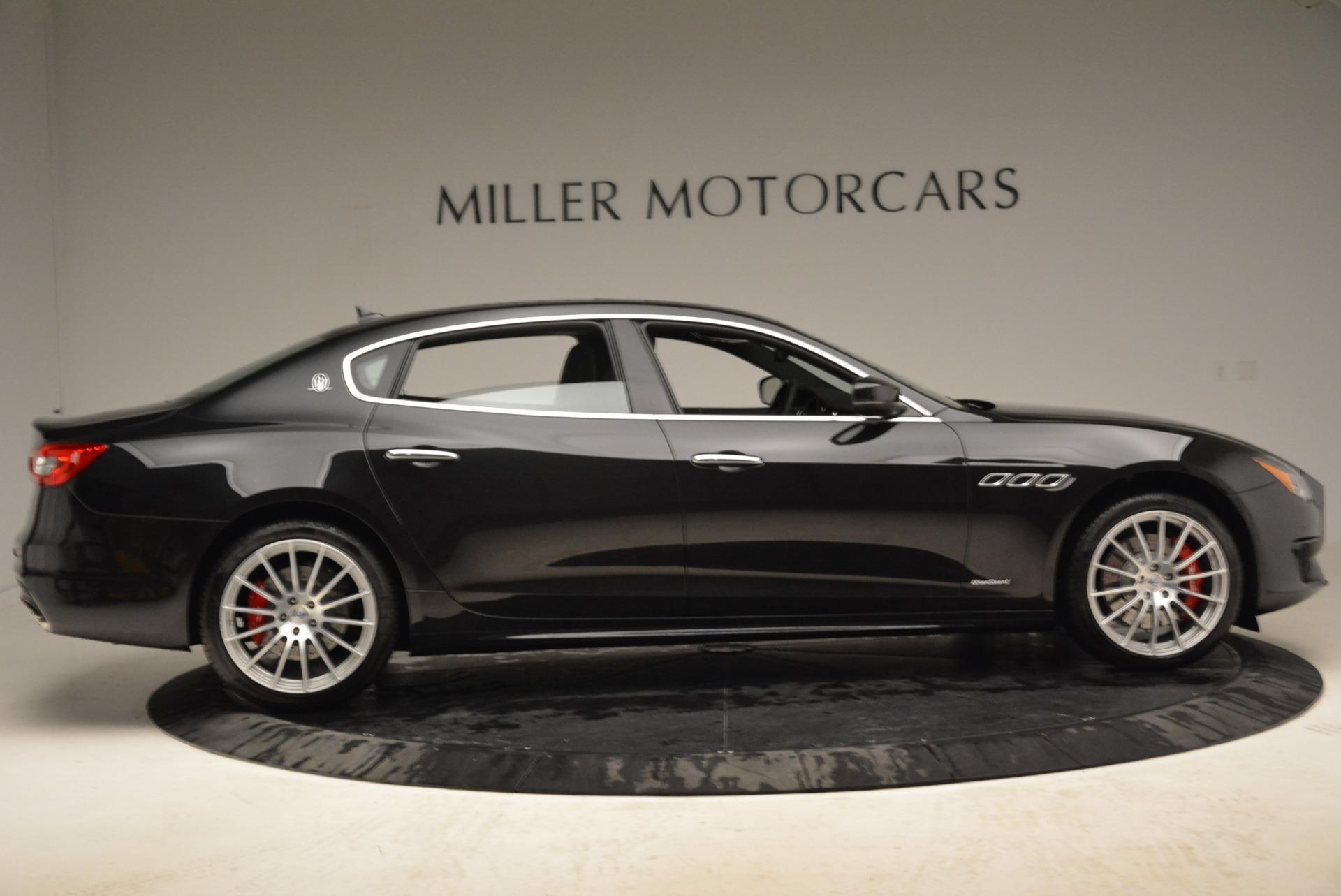 New 2018 Maserati Quattroporte S Q4 Gransport For Sale In Greenwich, CT. Alfa Romeo of Greenwich, W553 1946_p11