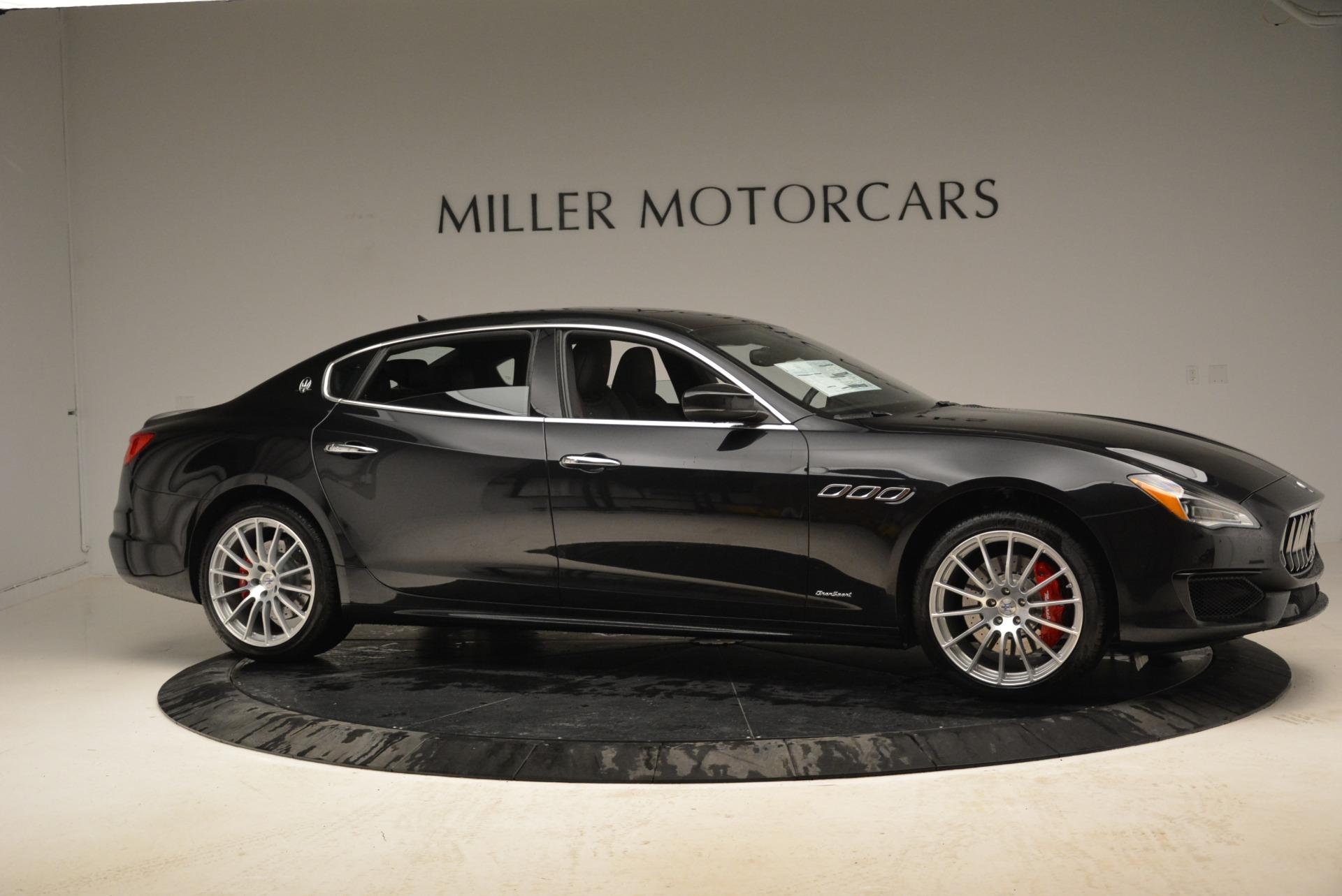 New 2018 Maserati Quattroporte S Q4 Gransport For Sale In Greenwich, CT. Alfa Romeo of Greenwich, W553 1946_p12