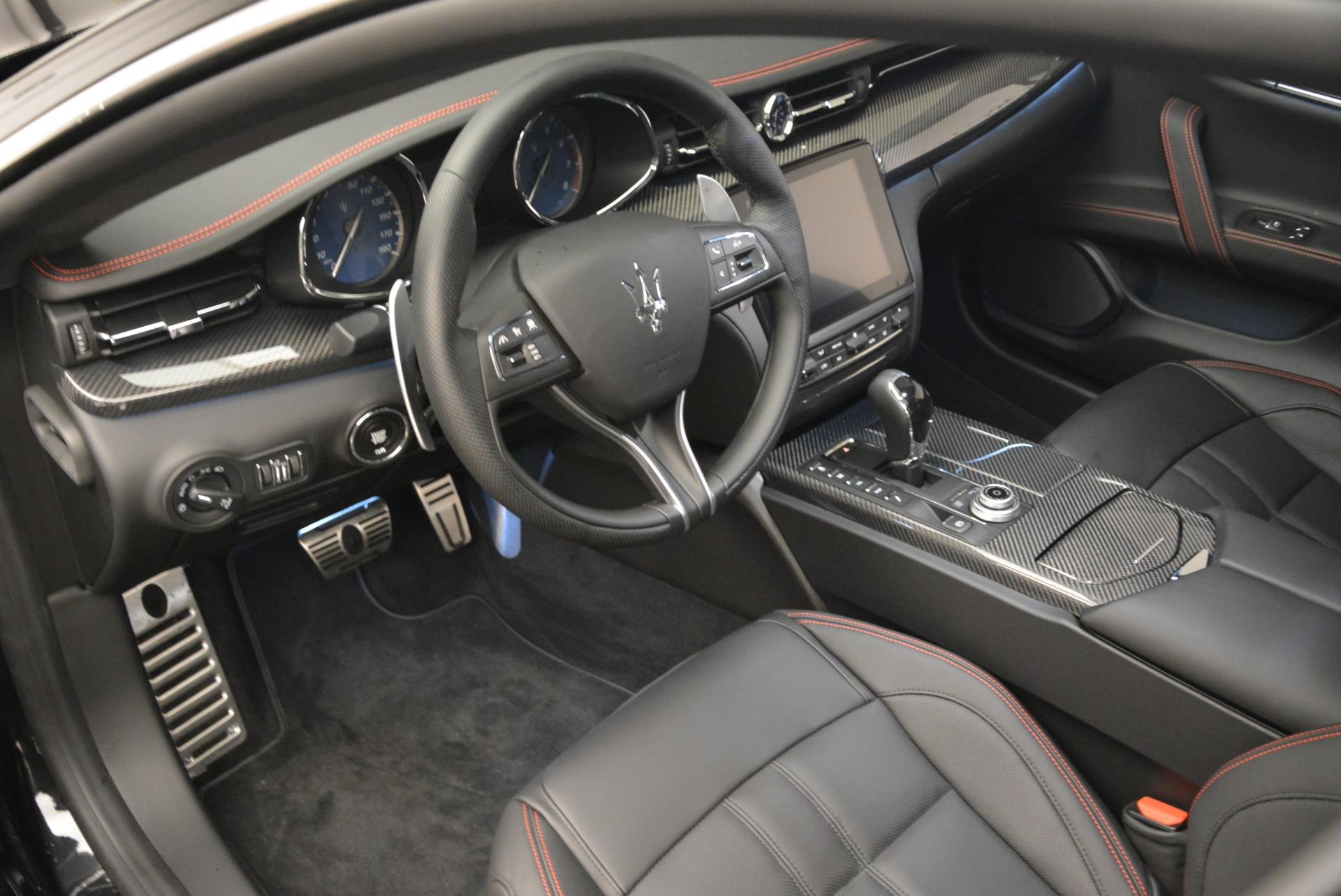New 2018 Maserati Quattroporte S Q4 Gransport For Sale In Greenwich, CT. Alfa Romeo of Greenwich, W553 1946_p15
