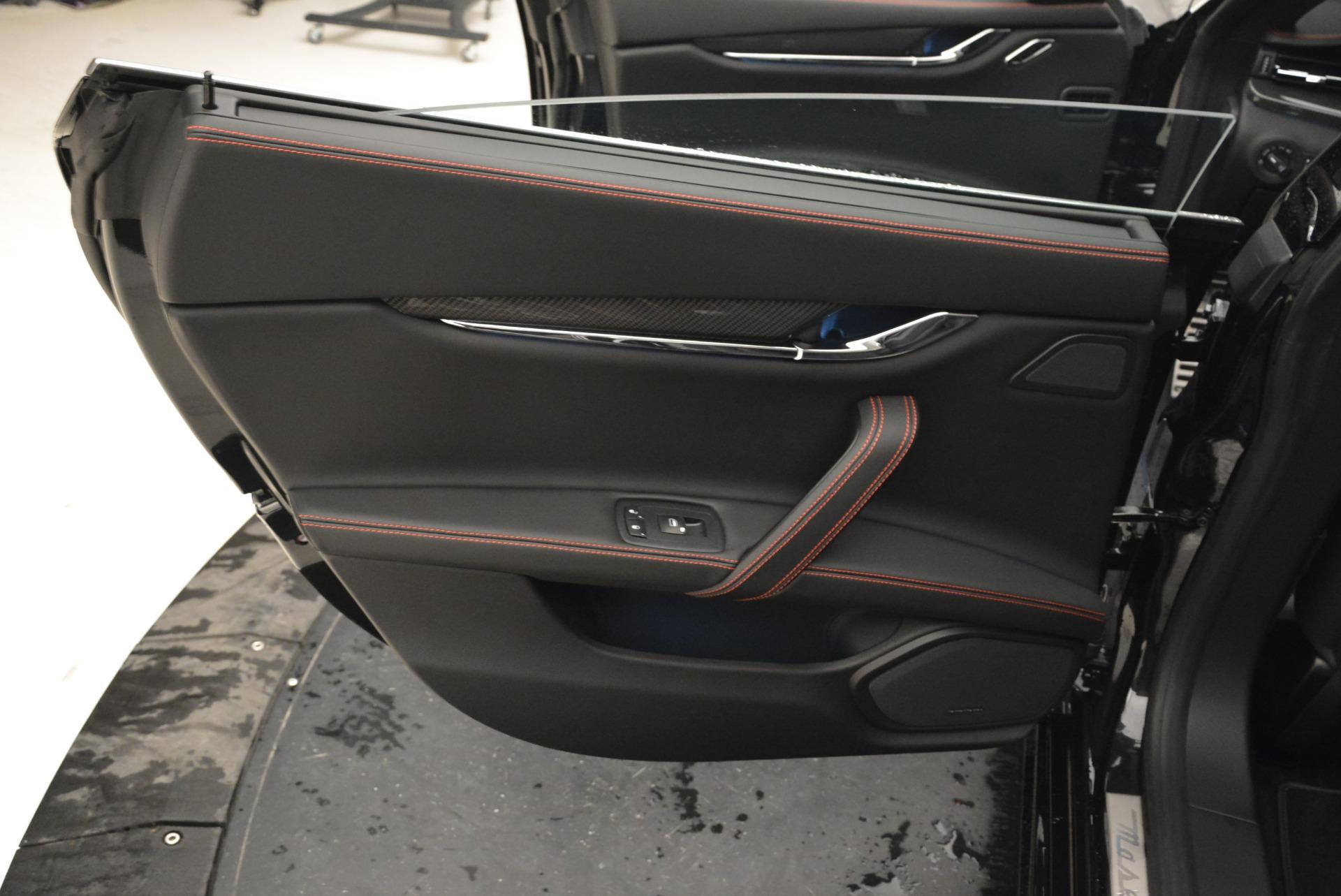 New 2018 Maserati Quattroporte S Q4 Gransport For Sale In Greenwich, CT. Alfa Romeo of Greenwich, W553 1946_p21