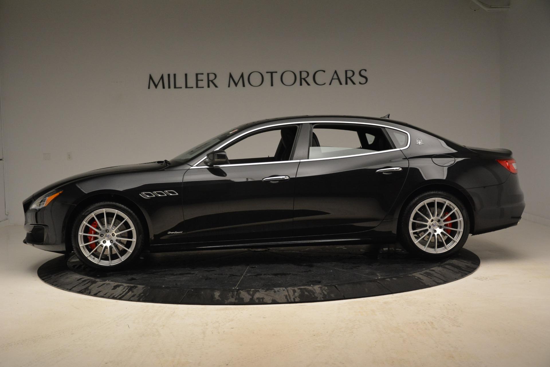 New 2018 Maserati Quattroporte S Q4 Gransport For Sale In Greenwich, CT. Alfa Romeo of Greenwich, W553 1946_p5