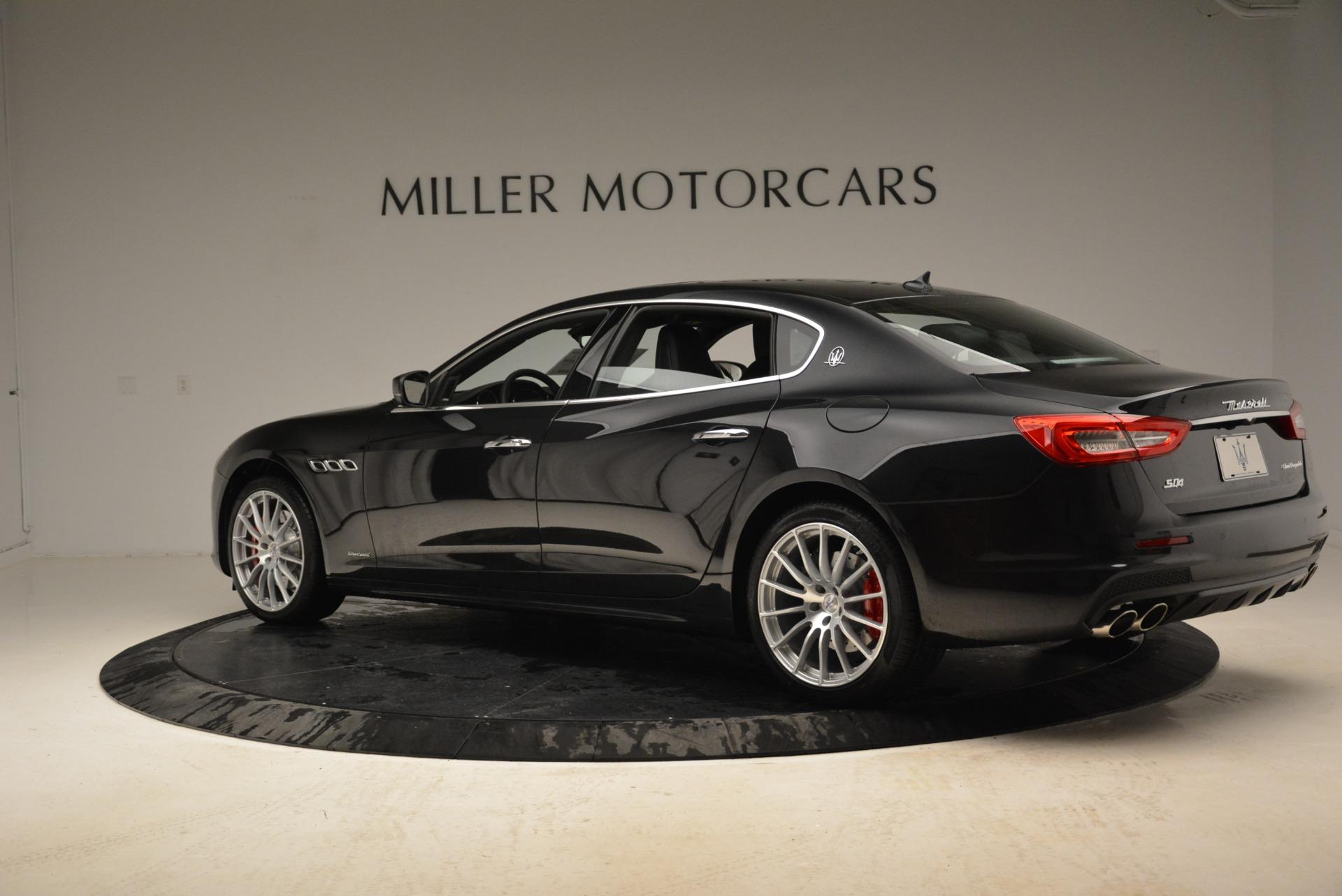 New 2018 Maserati Quattroporte S Q4 Gransport For Sale In Greenwich, CT. Alfa Romeo of Greenwich, W553 1946_p7