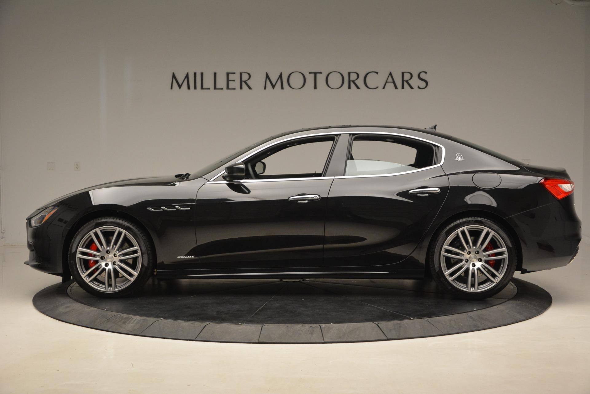 New 2018 Maserati Ghibli S Q4 GranSport For Sale In Greenwich, CT. Alfa Romeo of Greenwich, M2021 1948_p3