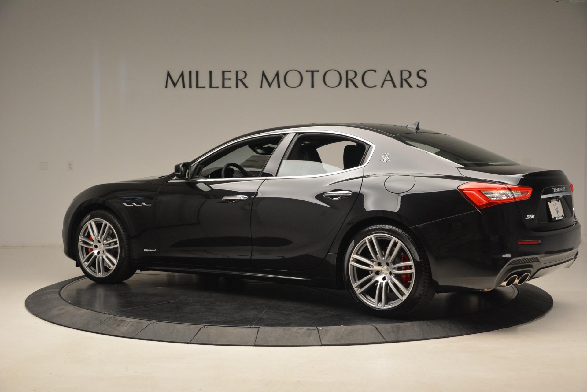 New 2018 Maserati Ghibli S Q4 GranSport For Sale In Greenwich, CT. Alfa Romeo of Greenwich, M2021 1948_p4