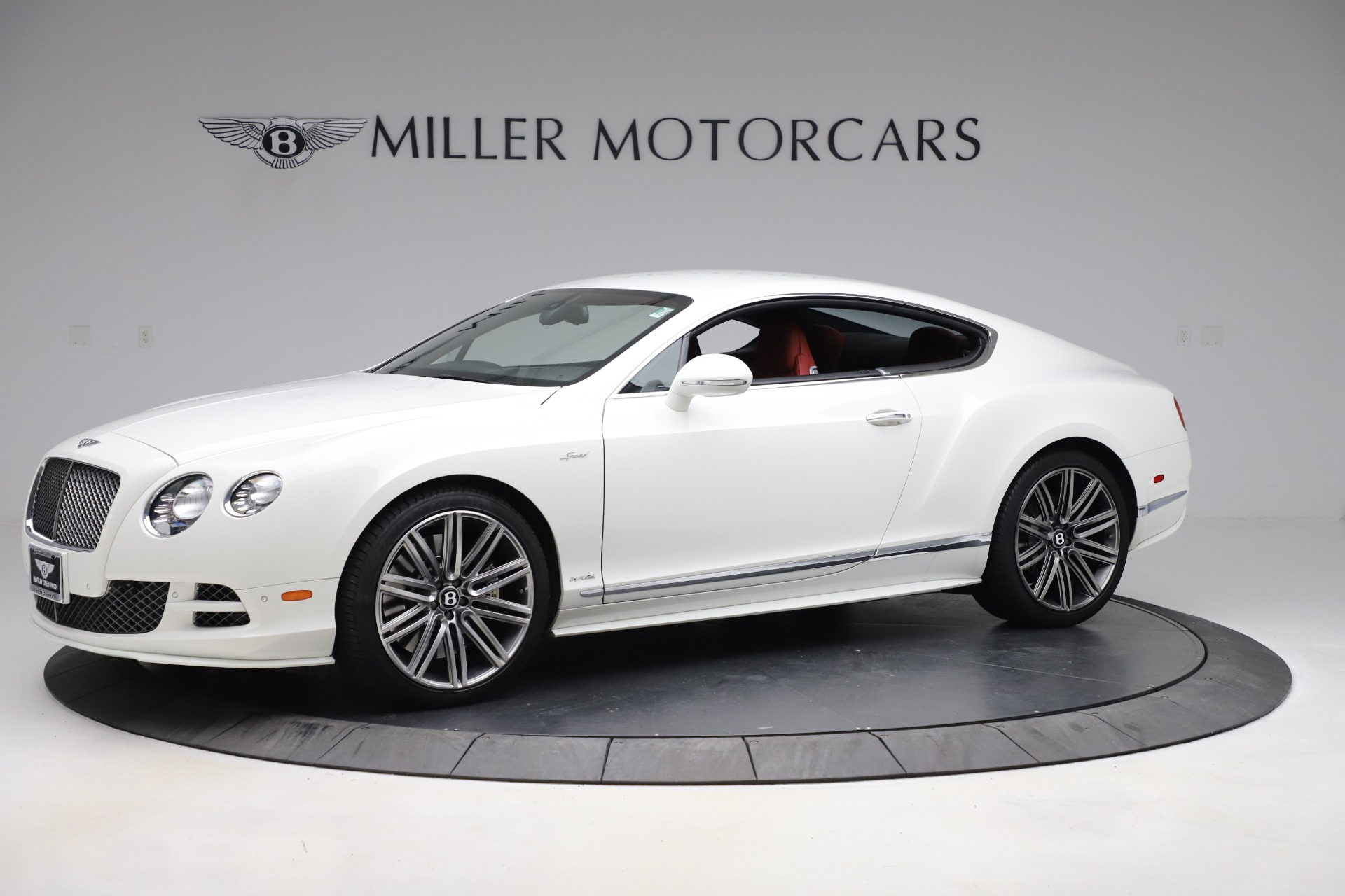 Used 2015 Bentley Continental GT Speed For Sale In Greenwich, CT. Alfa Romeo of Greenwich, 7312 1953_p2