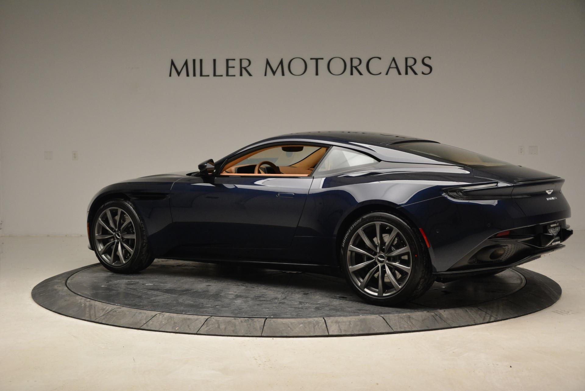 New 2018 Aston Martin DB11 V8 For Sale In Greenwich, CT. Alfa Romeo of Greenwich, A1275 1957_p4