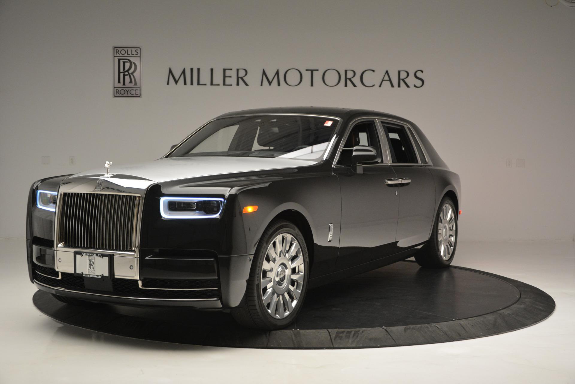 Used 2018 Rolls-Royce Phantom  For Sale In Greenwich, CT. Alfa Romeo of Greenwich, R447 1958_main