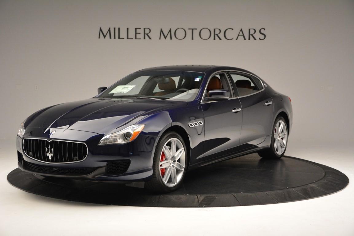 New 2016 Maserati Quattroporte S Q4 For Sale In Greenwich, CT. Alfa Romeo of Greenwich, M1629 196_main