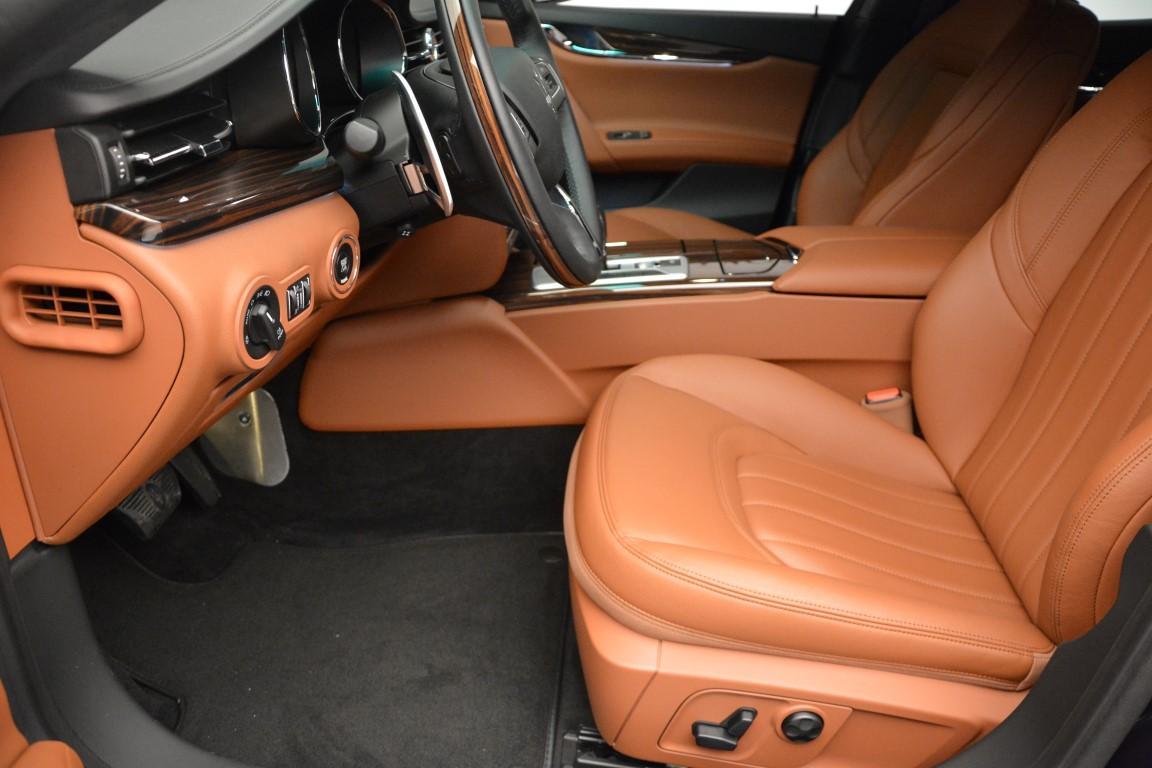 New 2016 Maserati Quattroporte S Q4 For Sale In Greenwich, CT. Alfa Romeo of Greenwich, M1629 196_p14