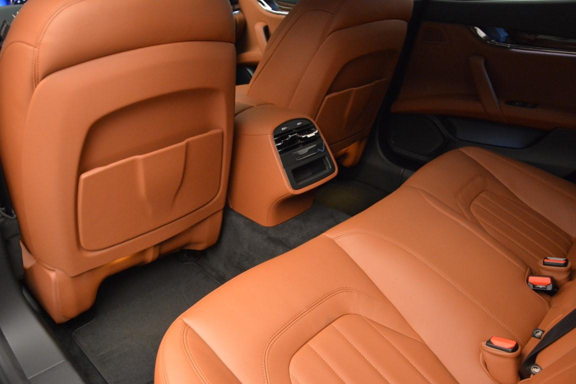 New 2016 Maserati Quattroporte S Q4 For Sale In Greenwich, CT. Alfa Romeo of Greenwich, M1629 196_p17