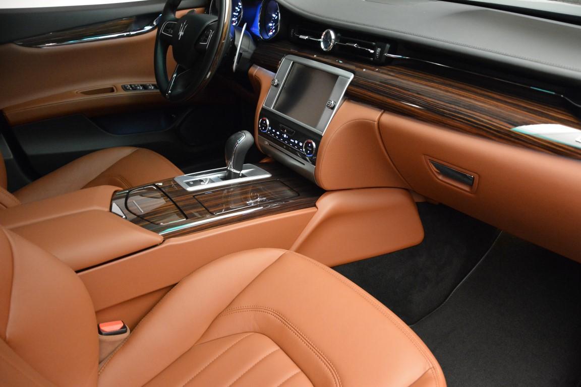 New 2016 Maserati Quattroporte S Q4 For Sale In Greenwich, CT. Alfa Romeo of Greenwich, M1629 196_p20