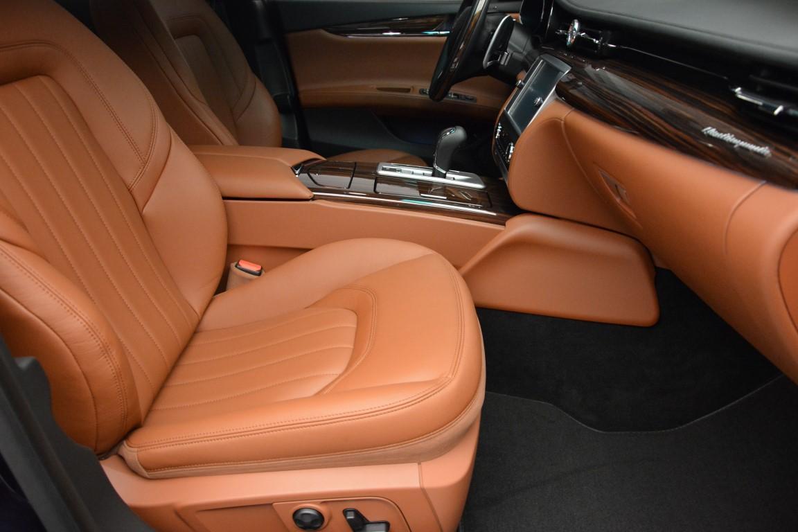 New 2016 Maserati Quattroporte S Q4 For Sale In Greenwich, CT. Alfa Romeo of Greenwich, M1629 196_p21