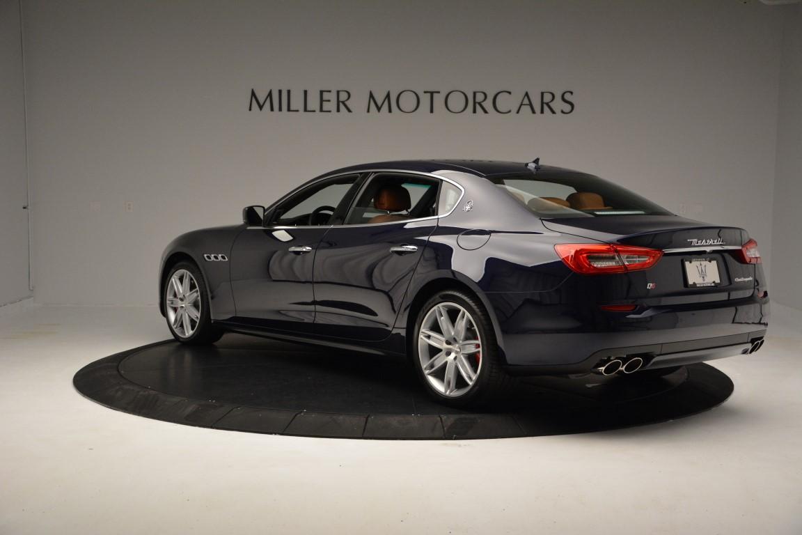 New 2016 Maserati Quattroporte S Q4 For Sale In Greenwich, CT. Alfa Romeo of Greenwich, M1629 196_p5