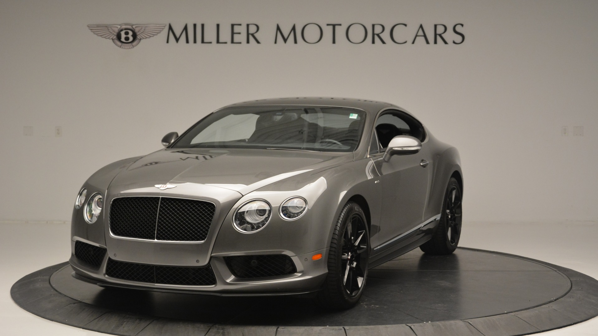 Used 2015 Bentley Continental GT V8 S For Sale In Greenwich, CT. Alfa Romeo of Greenwich, 7335