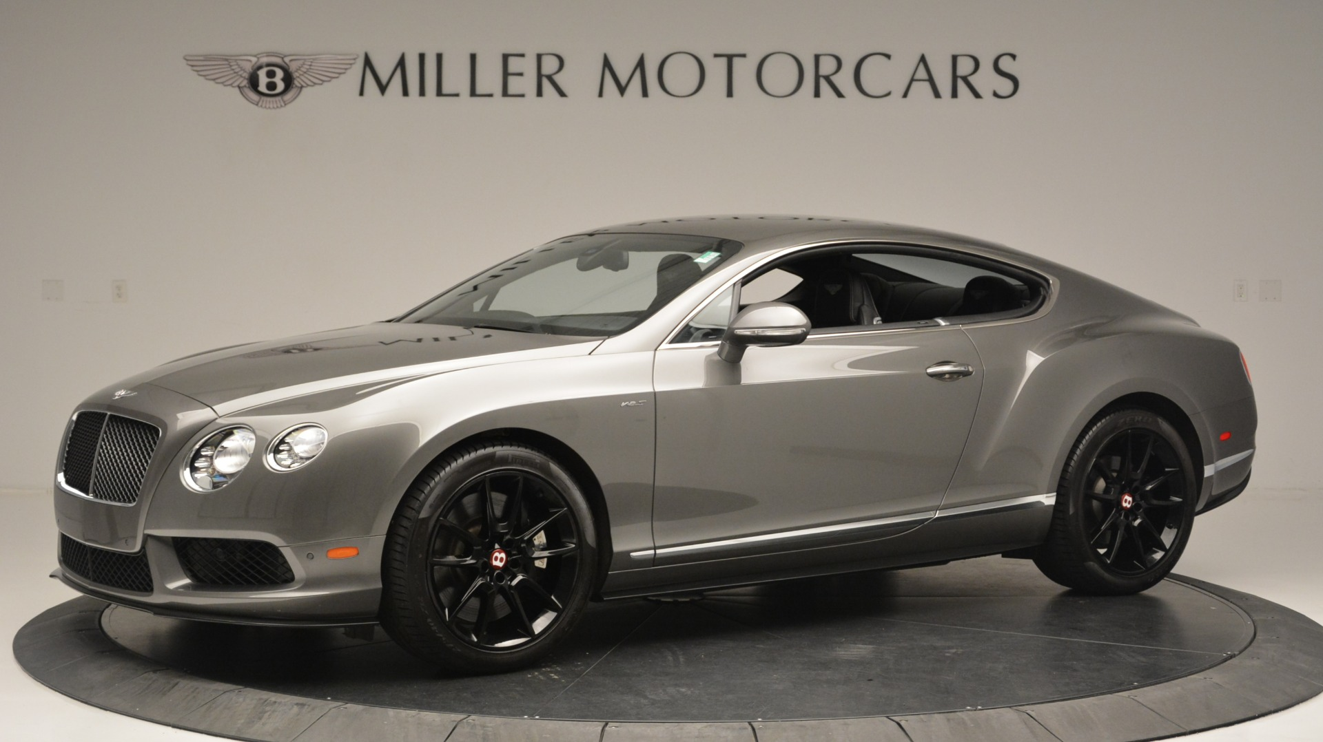 Used 2015 Bentley Continental GT V8 S For Sale In Greenwich, CT. Alfa Romeo of Greenwich, 7335 1960_p2