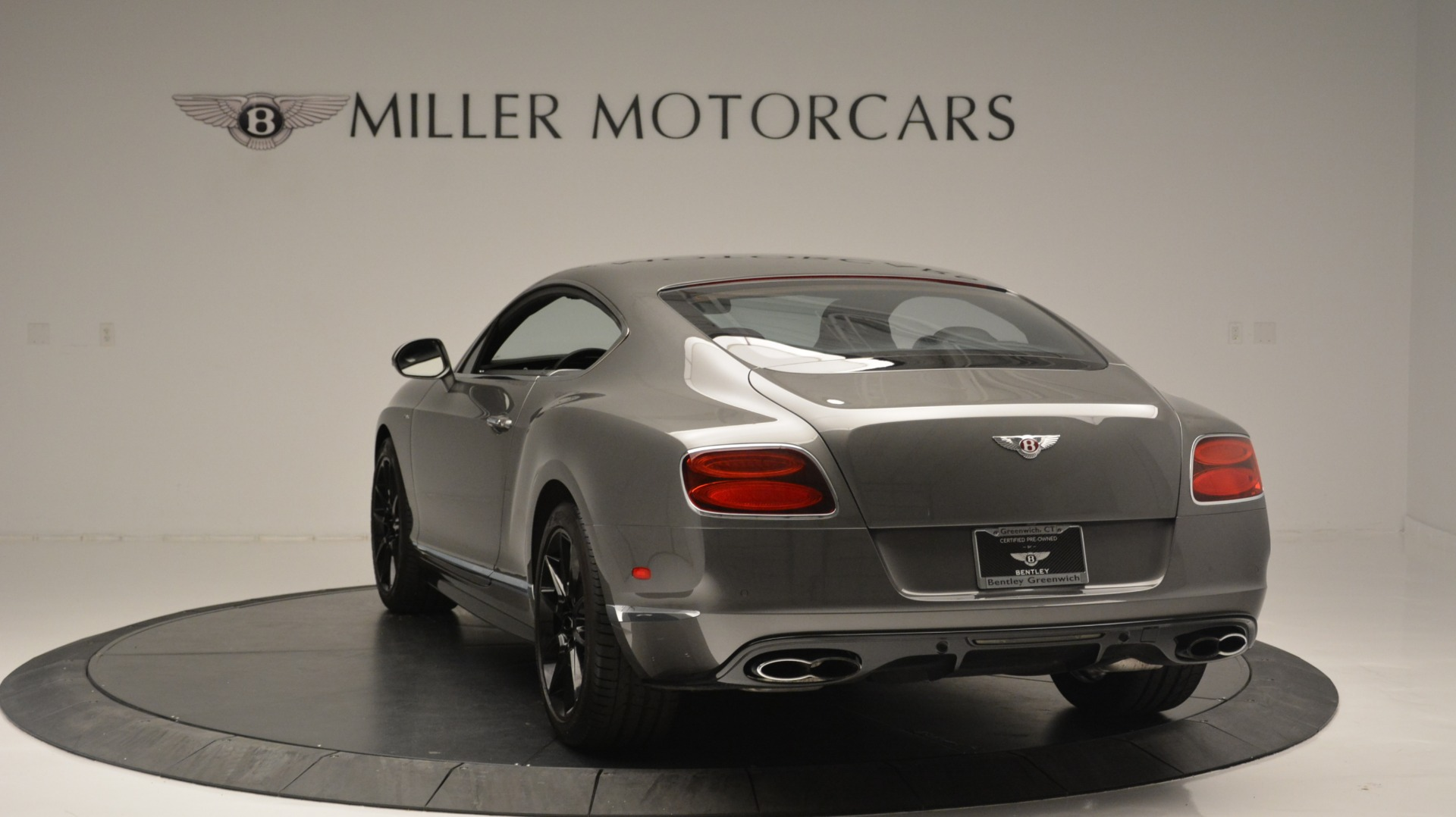 Used 2015 Bentley Continental GT V8 S For Sale In Greenwich, CT. Alfa Romeo of Greenwich, 7335 1960_p5