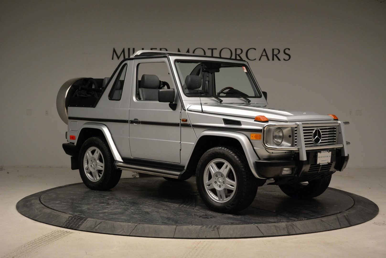 Used 1999 Mercedes Benz G500 Cabriolet For Sale In Greenwich, CT. Alfa Romeo of Greenwich, MC263A 1961_p10