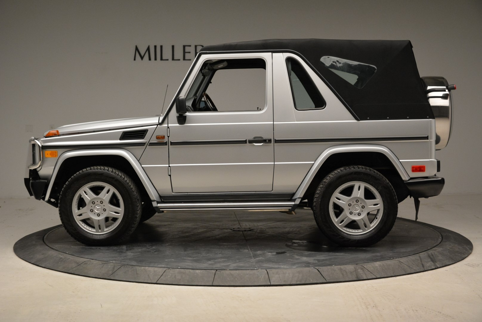 Used 1999 Mercedes Benz G500 Cabriolet For Sale In Greenwich, CT. Alfa Romeo of Greenwich, MC263A 1961_p14