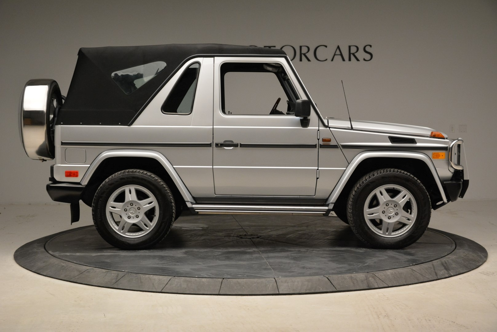 Used 1999 Mercedes Benz G500 Cabriolet For Sale In Greenwich, CT. Alfa Romeo of Greenwich, MC263A 1961_p18