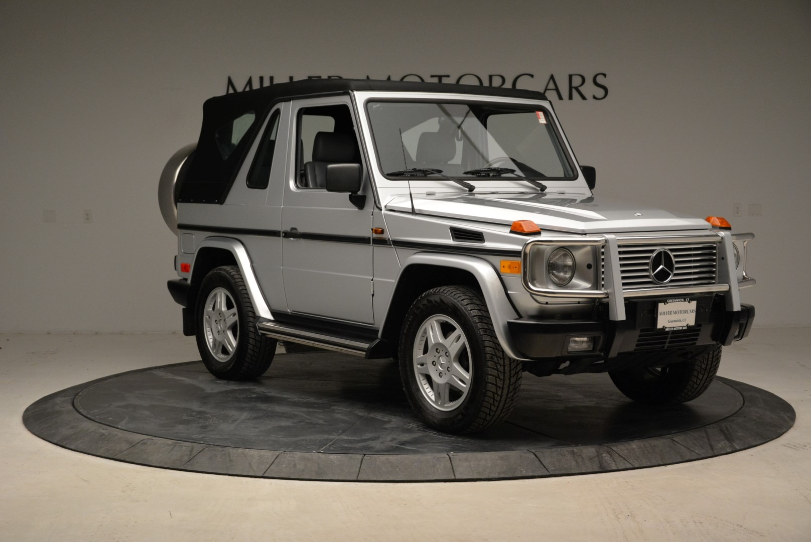 Used 1999 Mercedes Benz G500 Cabriolet For Sale In Greenwich, CT. Alfa Romeo of Greenwich, MC263A 1961_p19
