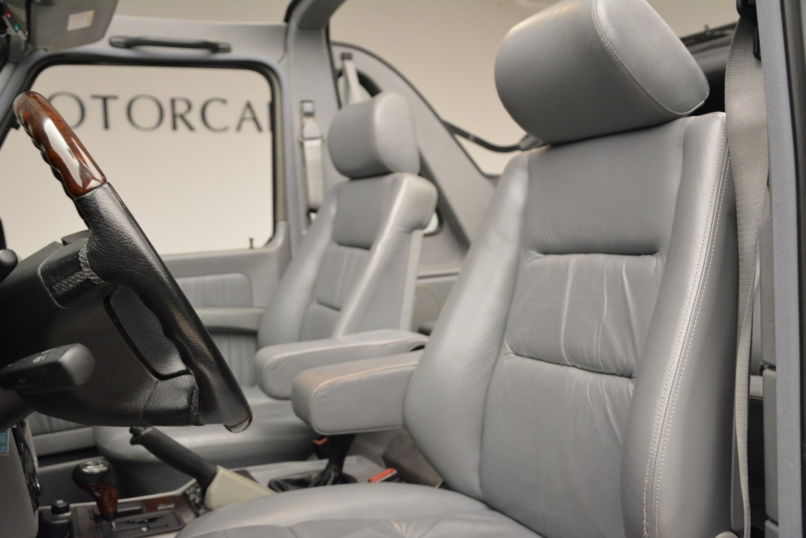 Used 1999 Mercedes Benz G500 Cabriolet For Sale In Greenwich, CT. Alfa Romeo of Greenwich, MC263A 1961_p24