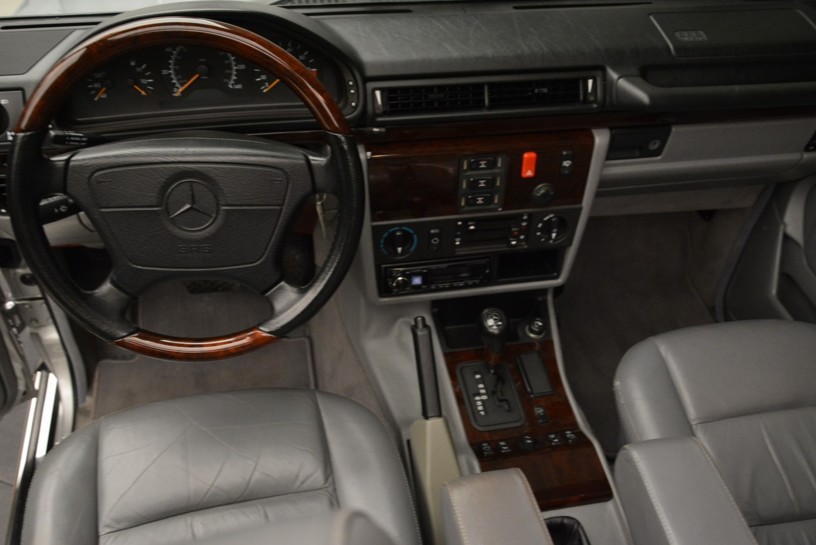 Used 1999 Mercedes Benz G500 Cabriolet For Sale In Greenwich, CT. Alfa Romeo of Greenwich, MC263A 1961_p25