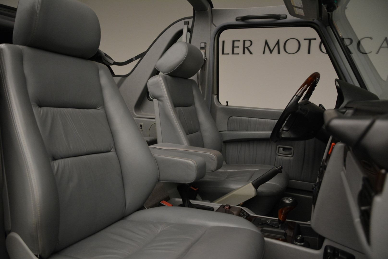 Used 1999 Mercedes Benz G500 Cabriolet For Sale In Greenwich, CT. Alfa Romeo of Greenwich, MC263A 1961_p28