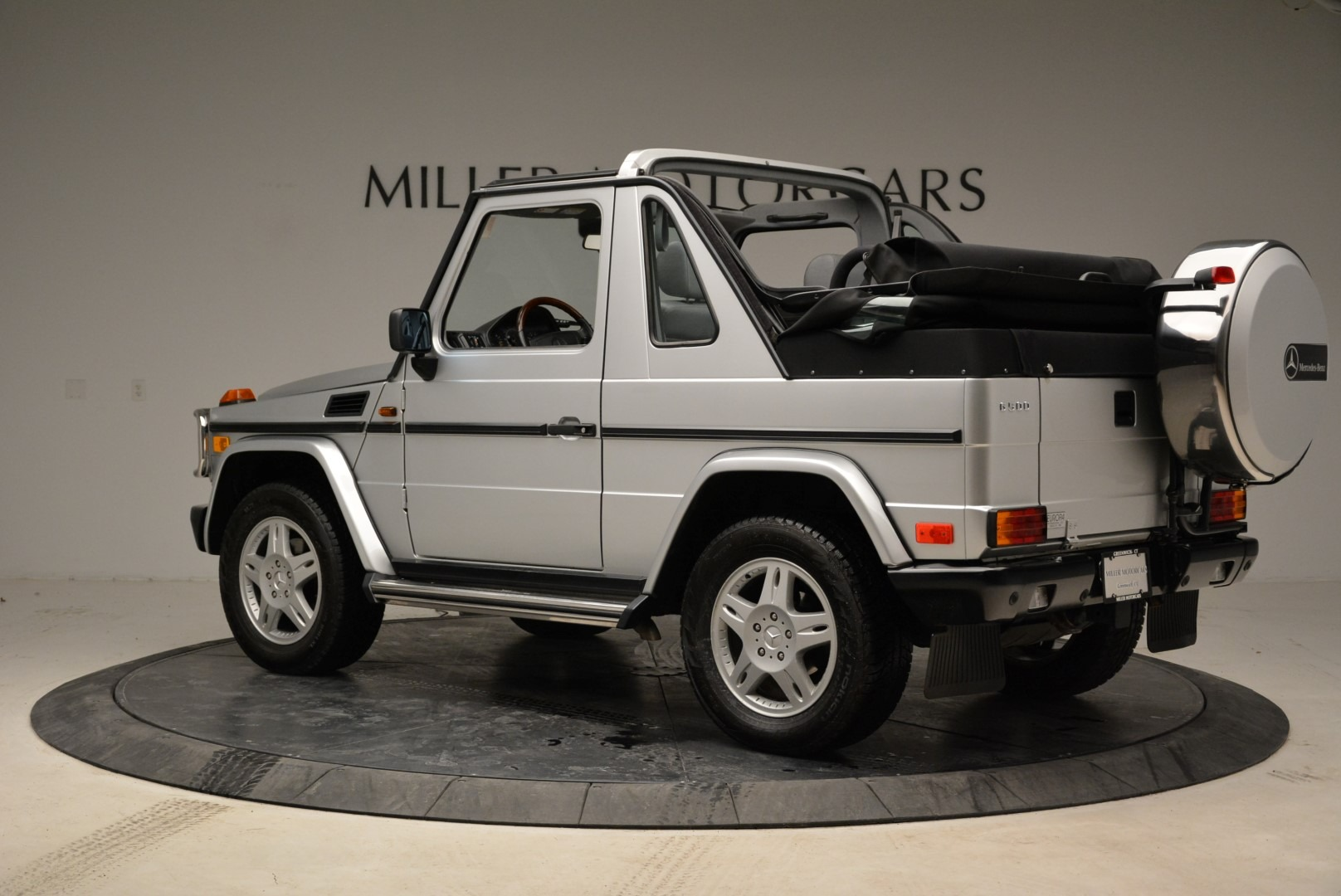 Used 1999 Mercedes Benz G500 Cabriolet For Sale In Greenwich, CT. Alfa Romeo of Greenwich, MC263A 1961_p4