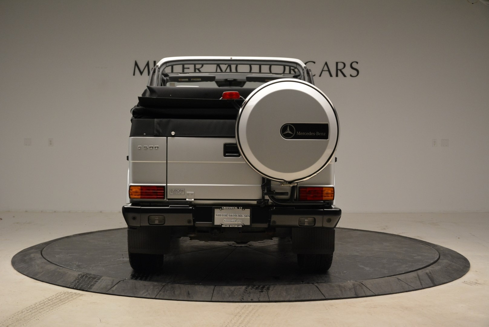 Used 1999 Mercedes Benz G500 Cabriolet For Sale In Greenwich, CT. Alfa Romeo of Greenwich, MC263A 1961_p6