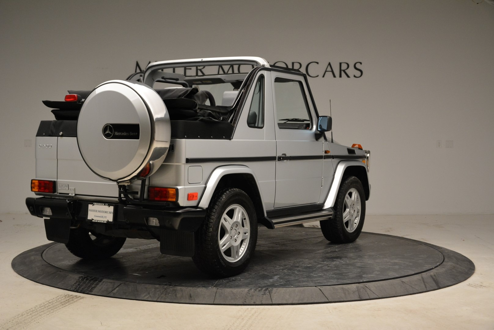 Used 1999 Mercedes Benz G500 Cabriolet For Sale In Greenwich, CT. Alfa Romeo of Greenwich, MC263A 1961_p7