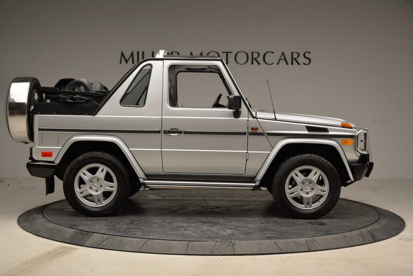 Used 1999 Mercedes Benz G500 Cabriolet For Sale In Greenwich, CT. Alfa Romeo of Greenwich, MC263A 1961_p9