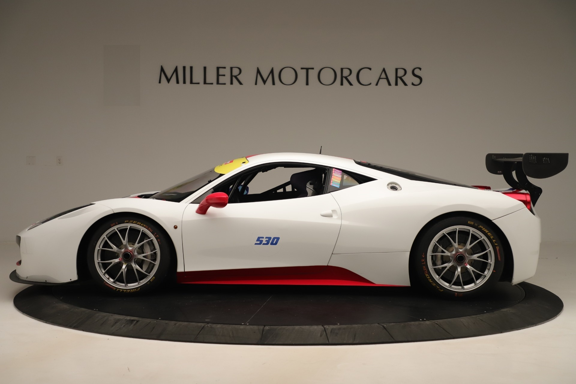 Used 2015 Ferrari 458 Challenge  For Sale In Greenwich, CT. Alfa Romeo of Greenwich, 4604C 1964_p3